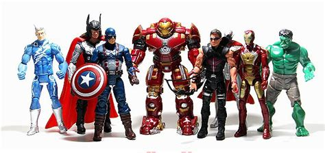 Mainan Figure Marvel Select Ironman Hulkbuster wholesale for 10 sets of 2015 new 2