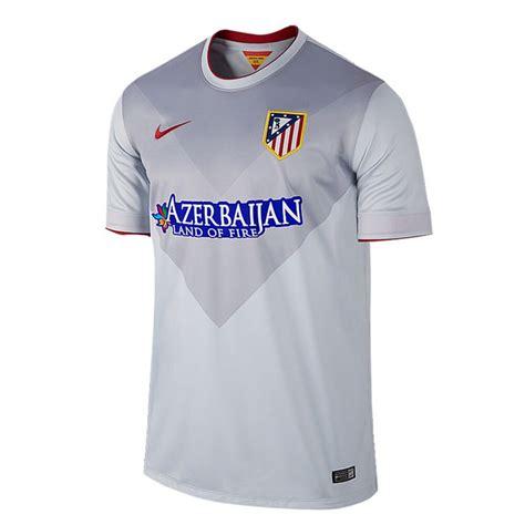 Jersey Baju Kaos Atm Atletico Madrid Away 17 18 Grade Ori Patch Ucl todas las tallas precio 25 equitaci 243 n f 250 tbol 20 25