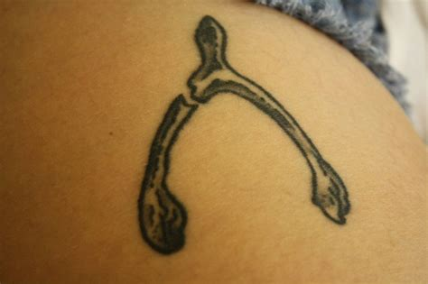 wishbone tattoo meaning wishbone tattoos designs ideas and meaning tattoos for you
