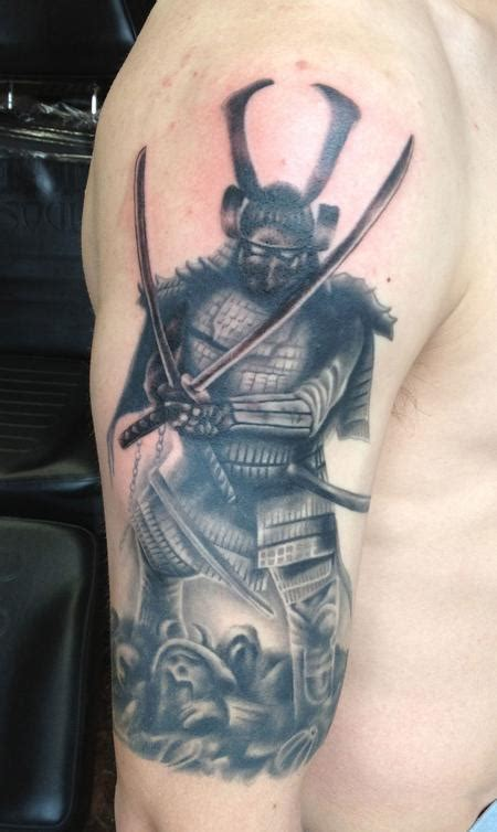 samurai tattoo black and grey off the map tattoo tattoos traditional japanese