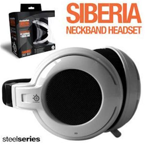 Headset Steelseries Neckband steelseries siberia neckband headset f 252 r 30 update3 187 sparblog
