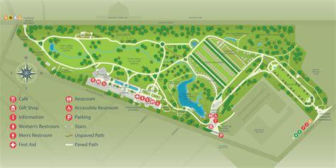 gardens conservatories new york botanic garden map