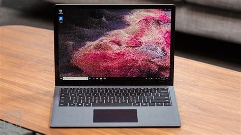surface laptop 2 surface laptop 2 microsoft surface laptop 2 review rating pcmag