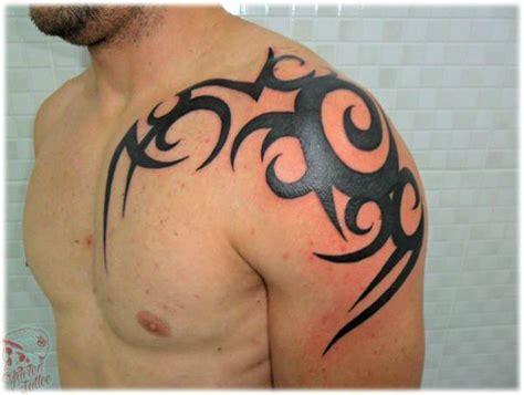 tattoo tribal masculina tatuagens no ombro fotos