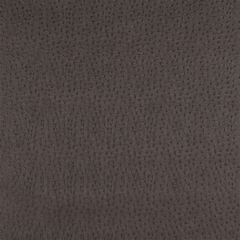 g236 brown textured faux ostrich upholstery vinyl by the yard