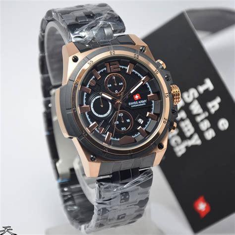 Jam Tangan Swiss Army 2 Waktu swiss army jam tangan analog pria sa 1178 quot perbandingan