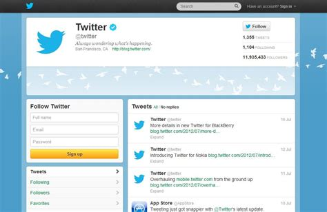 twitter layout finder setting up your business twitter page search engine journal