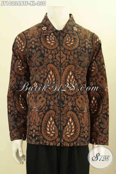 desain jas mewah produk koleksi 2018 jaket batik pria mewah motif klasik