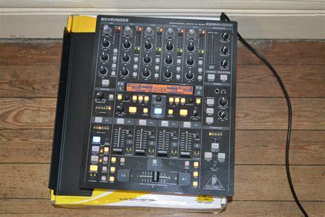 Mixer Behringer Second behringer ddm4000 image 579415 audiofanzine