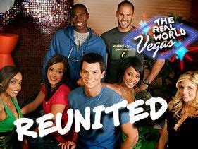 The Real World Vegas Reunited by Reunited The Real World Vegas Tv Series Mtv