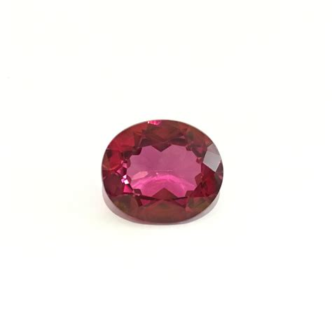 8 84 ct oval topaz gemstone color treated