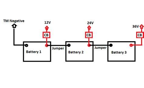 24 volt trolling motor wiring schematic 12 24 volt
