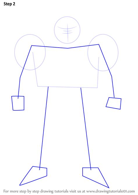 tutorial line art android step by step how to draw android 19 from dragon ball z