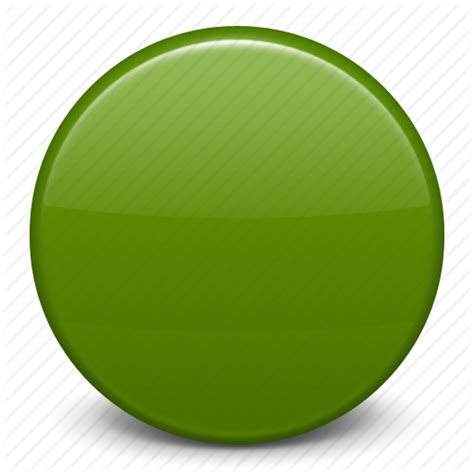 green ball icon images tennis ball icon green bullet