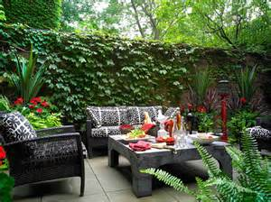 Courtyard Backyard Ideas Courtyard Decorating Ideas New Home Soulmates