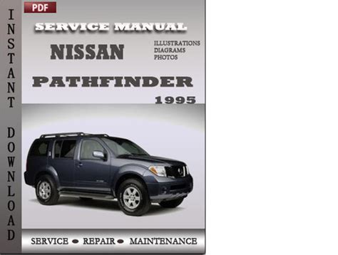 service manual auto repair manual free download 1995 nissan pathfinder security system 1980