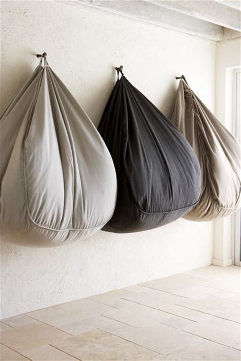 hooks for hanging chair cushions and bean bags on