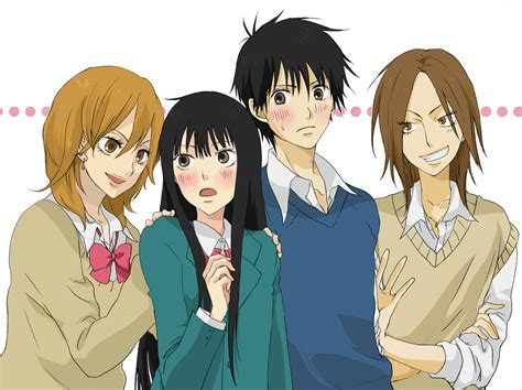 anoboy kimi ni todoke anime review kimi ni todoke vs sukkite ii na yo say i
