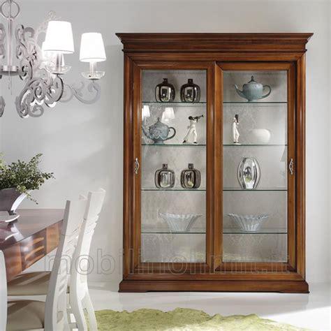 vetrina contemporanea soggiorno vetrina contemporanea soggiorno 2 classica ante scorrevoli