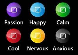what mood is purple from mood ring color meanings thebutton