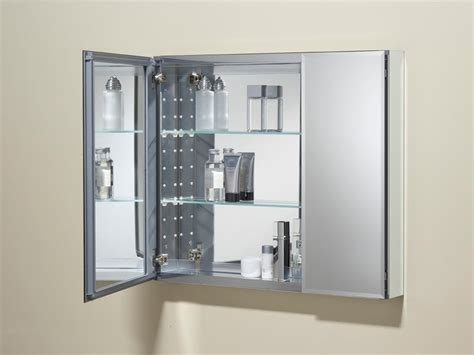 Bathroom Mirror With Storage Inside Bathroom Mirrors With Storage