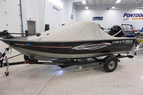 crestliner boats 1650 fish hawk crestliner fish hawk 1650 boats for sale