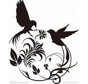 两只喜鹊矢量图  鸟类 生物世界 矢量图库 昵图�nipiccom