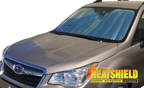 subaru forester sunshade sunshade for subaru forester without eyesight sensor