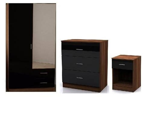 black and mirrored bedroom furniture black gloss mirrored bedroom furniture the interior