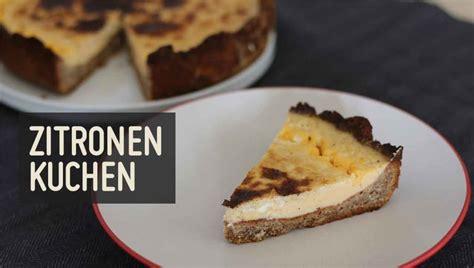 paleo rezepte kuchen paleo zitronenkuchen paleo360 de