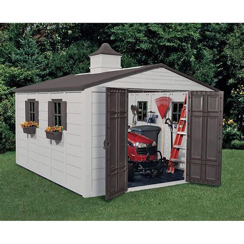 suncast    ft garden shed storage sheds