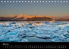 Iceland Kalender 2018 Island Gletscherlagune J 246 Kuls 225 Rl 243 N Tischkalender 2018