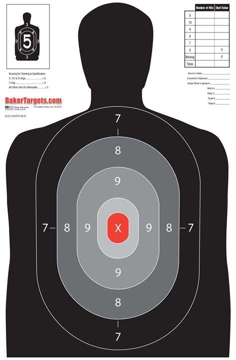 printable targets for shooting range targets shooting targets paper shooting targets custom