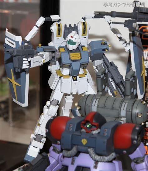 wallpaper gundam thunderbolt gundam guy mobile suit gundam thunderbolt custom build