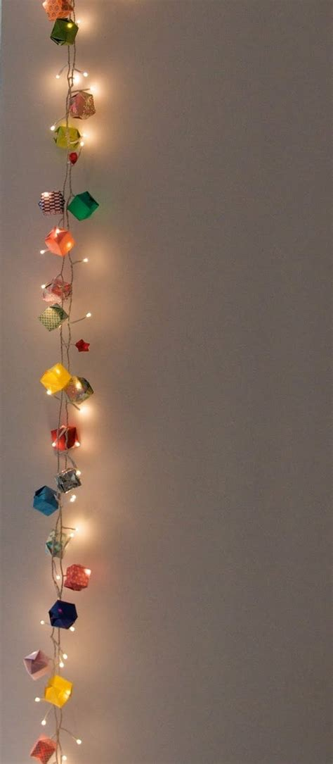 How To Make Paper Lanterns With Lights - the simple but sensational of and decorating