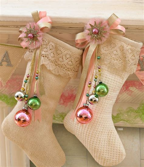 christmas stocking ideas 40 christmas stockings and ideas to use them for d 233 cor digsdigs