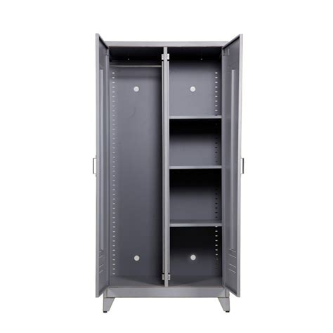 Armoire 2 Portes But by Armoire Grise 2 Portes Maxim Par Drawer Fr