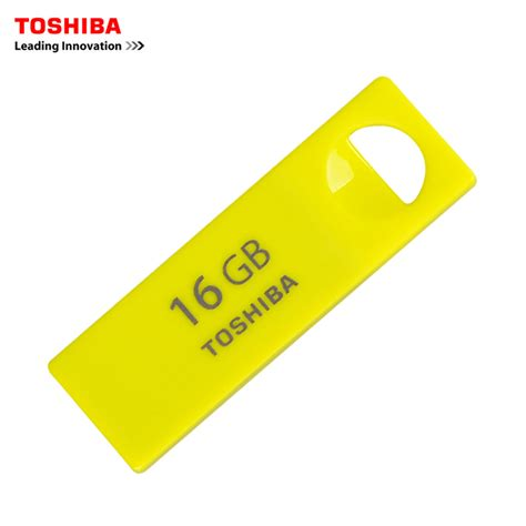 Flashdisk Toshiba 16 Gb 16gb Original toshiba usb flash drive 16gb usb 2 0 pen flash drive memory stick pen drive transmemory mini