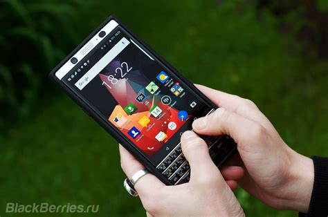 Blackberry Keyone Dual Layer Shell фирменный чехол dual layer shell для blackberry keyone