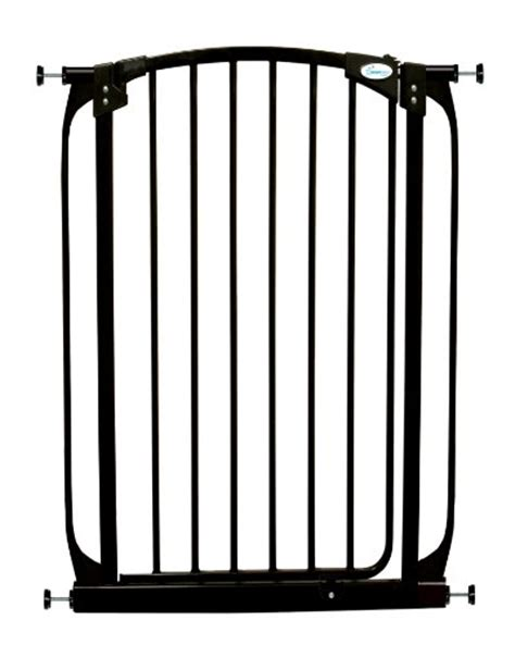 dreambaby extra tall swing close gate dreambaby extra tall swing closed security gate black