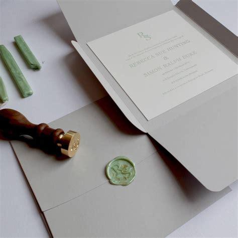 Wedding Invitation Seals