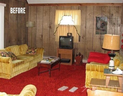 cottage makeover 1970s cabin to relaxing retreat