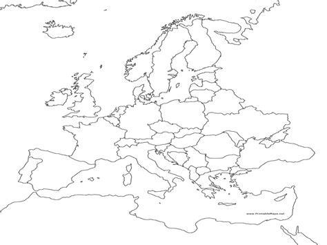 Europe 1500 Outline Map by Radiation Coloring Worksheet Coloring Pages