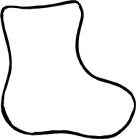 santa boot template on toosurtoo boot pattern
