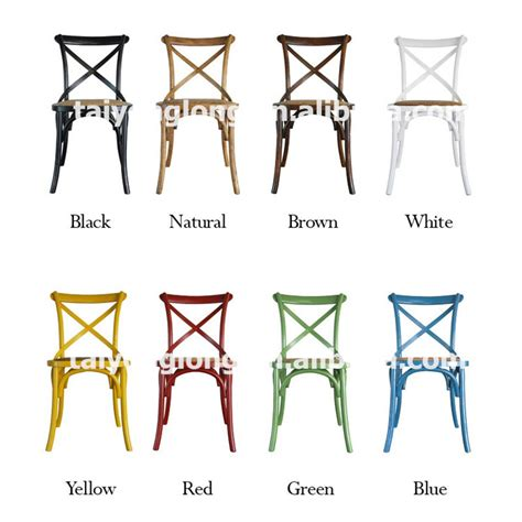 Dining Room Chair Parts Wholesale Dining Chair Wooden Dining Room Chair Parts Cross Back Circle