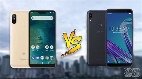 Spotlite Zenfone 3 Max xiaomi mi a2 lite vs asus zenfone max pro m1 specs