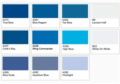 shades of blue paint dulux color trends 2012 popular interior paint colors