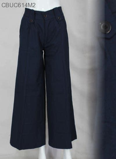 Celana Kulot Celana celana kulot laudya celana rok muslim murah batikunik
