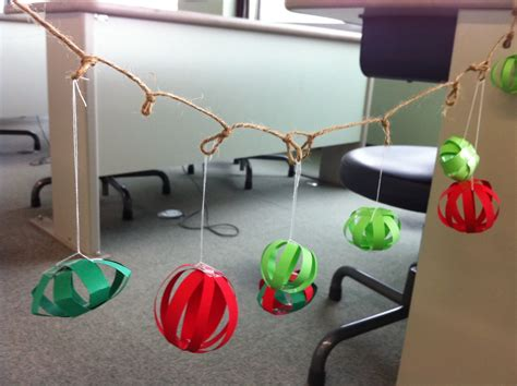 classroom christmas decorating bc roll in japan
