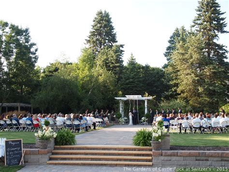 Best Outdoor Wedding Venues Mn The Gardens Of Castle Rock The Gardens Of Castle Rock